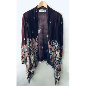 Anthropologie Sparrow Azimuth Cardigan Sweater M